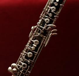 Fotobehang Muziek - Detail Hobo