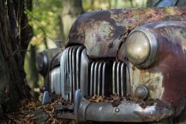 Fotobehang - Oldtimer - Classic Car 1