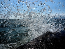 Fotobehang - Zee - Golven 1 - Waves 1