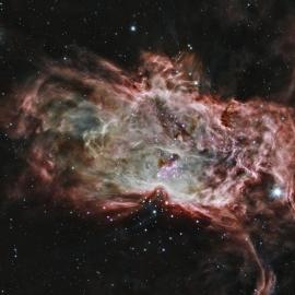 Fotobehang - Kosmos - Nebula 2