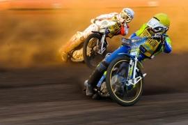 Fotobehang - Sport - Motorsport 2