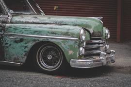 Fotobehang - Oldtimer - Classic Car 3