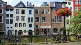 Fotobehang - Utrecht