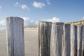 Fotobehang - Noordzee