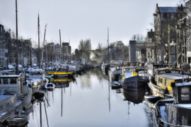 Fotobehang - Groningen Noorderhaven