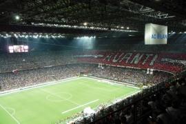 Fotobehang - Stadion San Siro - AC Milan - Inter Milan
