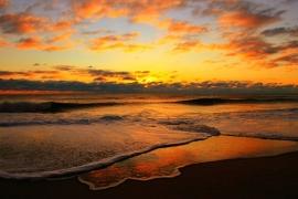 Fotobehang - Natuur - Zonsopgang - Sunrise