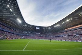 Fotobehang - Bayern München - Allianz Arena