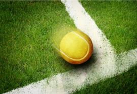 Fotobehang - Tennis II