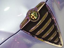 Fotobehang - Alfa Romeo - Grille