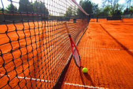 Fotobehang - Tennis