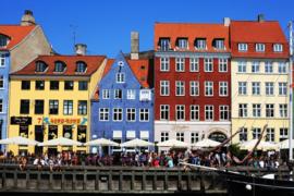Fotobehang - Kopenhagen