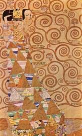 Schilderijbehang - Klimt - Anticipation