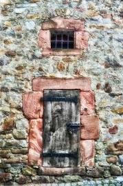 Fotobehang Stilleven - Oude Shutters 3