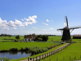 Fotobehang - Natuur - Nederland - the Netherlands
