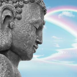Fotobehang Wellness - Boedha / Nirvana