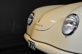 Fotobehang - Porsche front