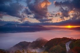Fotobehang - Natuur - Japan