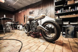 Fotobehang - Motoren - vintage