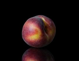 Fotobehang - Eten - Nectarine