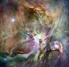 Fotobehang - Kosmos - Orion