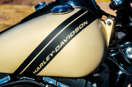 Fotobehang - Motoren - Harley Davidson