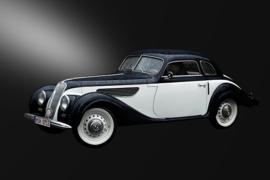 Fotobehang - Oldtimer - BMW 327