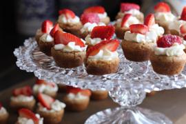 Fotobehang - Cupcakes II