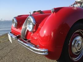 Fotobehang - Oldtimer - Bugatti 1
