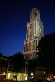 Fotobehang - Dom van Utrecht