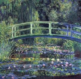 Schilderijbehang - Monet - Water Lily Pond