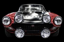 Fotobehang - Oldtimers - Fiat