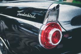 Fotobehang - Ford Thunderbird