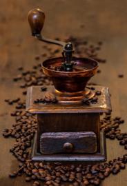 Fotobehang - Oude koffiemolen II