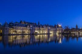 Fotobehang - Den Haag - Binnenhof