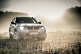 Fotobehang - BMW