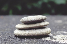 Fotobehang - Wellness - Stenen 2 - Pebbles 2