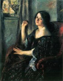 Schilderijbehang - Corinth - Petermann
