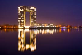 Fotobehang - Groningen Tasman toren