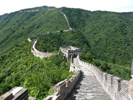 Fotobehang - Chinese muur