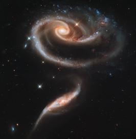 Fotobehang - Kosmos - Galaxy