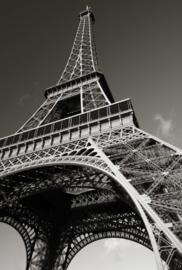 Fotobehang - Parijs - Eiffeltoren ( staand )