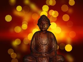 Fotobehang - Buddha 11