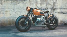 Fotobehang - Motoren - BMW motor