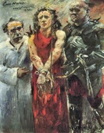Schilderijbehang - Corinth - Ecce Homo