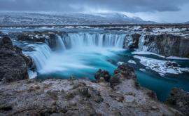 Fotobehang - IJsland