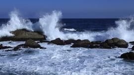Fotobehang - Zee - Golven 3 - Waves 3
