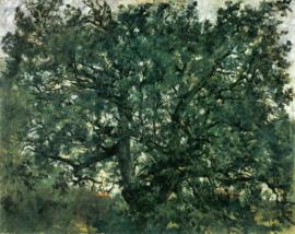 Schilderijbehang - Corinth - Tree