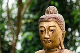 Fotobehang - Boeddha 5.