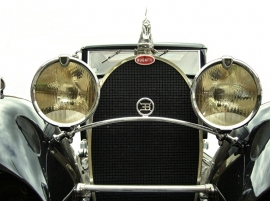 Fotobehang - Oldtimer - Bugatti 2